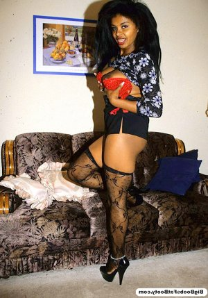 Alexandrine danish escorts Penryn UK