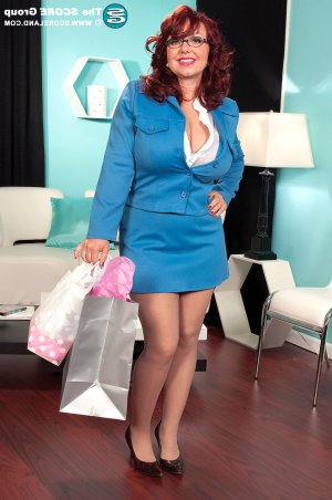 Eva-louise mature escorts in Magnolia
